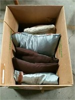 Box of pillows