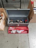 Tool Box with some contents