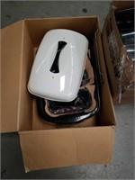 Box of Turkey roaster