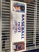 Baseball cards 1991 upper deck complete set