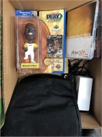 Miscellaneous items including Shaquille O'Neal