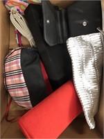 Box of small purses