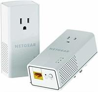 NETGEAR Powerline 1200 + Extra Outlet (PLP1200)