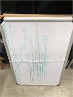 Bundle of dry erase boards
