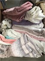 Box of towels