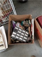 Box of garage