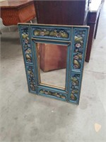 Water Lily frame will mirror
