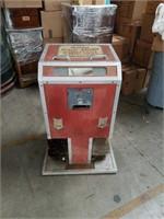 10 cent shoe shine machine