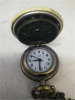 Flash Figure with Pocket Watch
