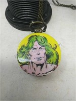 Doc Samson Statue with Pocket Watch