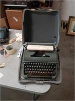 Vintage Olympia typewriter