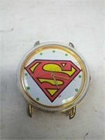 Wittnauer, Movado and Superman Watch Face Plates