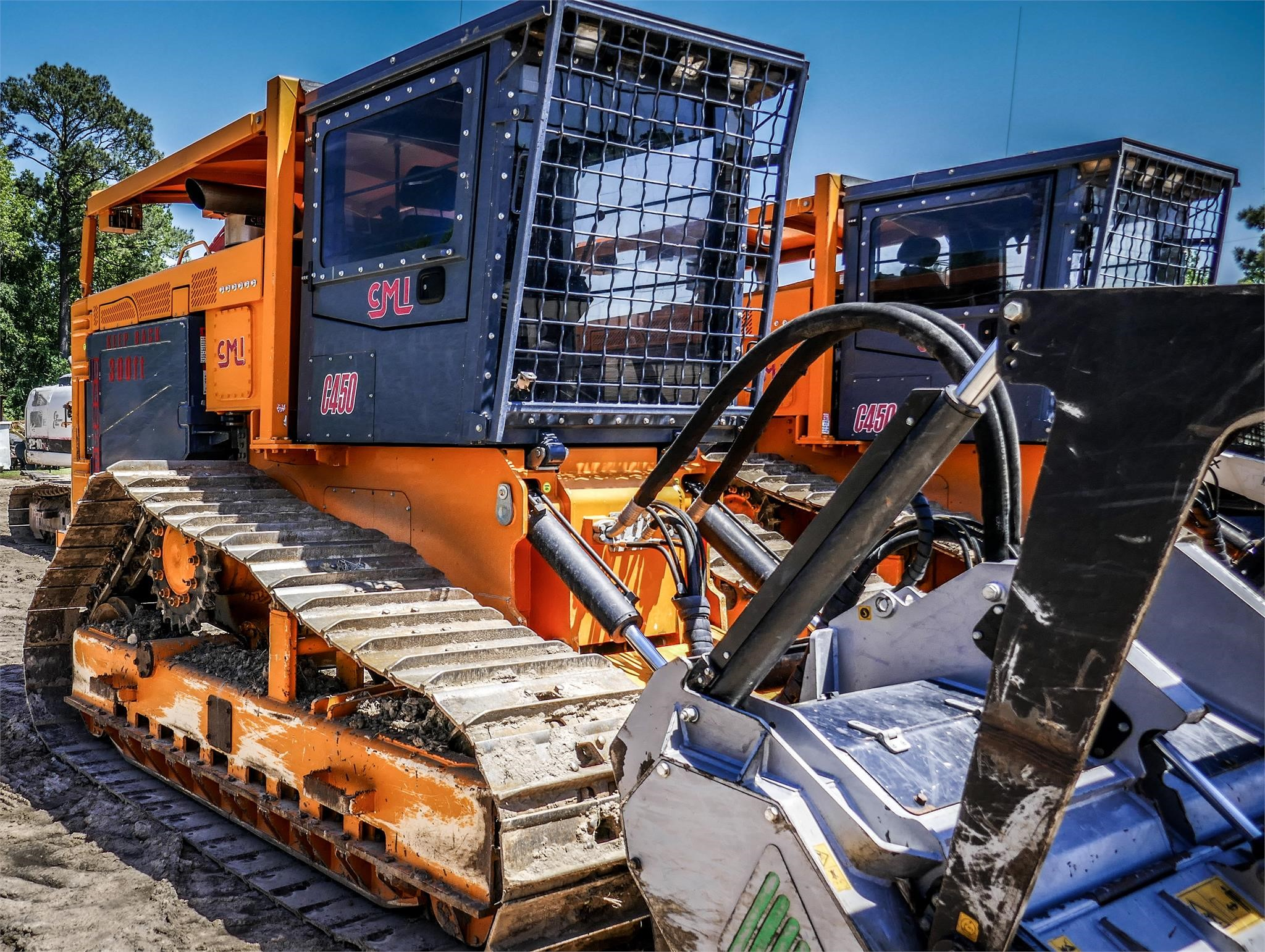 Forestry Mulchers for Sale : Forestry Equipment Guide