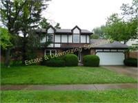 Real Estate Auction 3320 Lantern Lane Columbus IN
