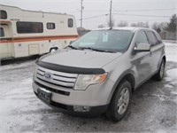 2008 FORD EDGE SEL 257312 KMS