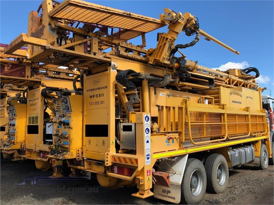 2011 Hydrapower other Heavy Machinery for Sale
