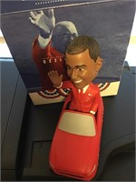Ozzi Smith Bobblehead give away.