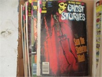 Ghost Stories, Weird War, Daffy Duck And Other