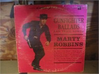Vinyl Record Collection (Jimmy Dean, Marty Robbins