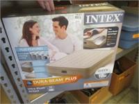 Intex Queen Air Mattress (New In Box)