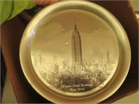 State Collector Tin Plates