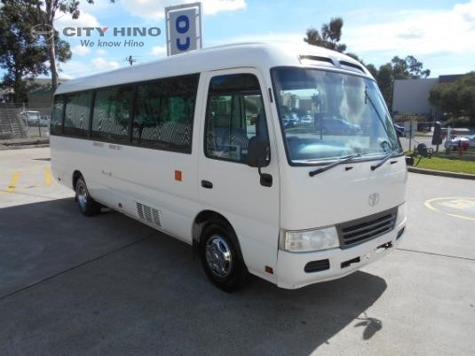 2010 Toyota COASTER City Hino - Trucks for Sale