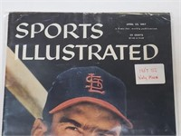 1957 Sports Illustrated Wally Moon Cover