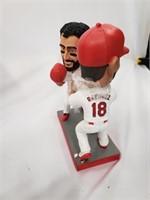 Carlos & Matt St Louis Cardinals SGA Bobblehead