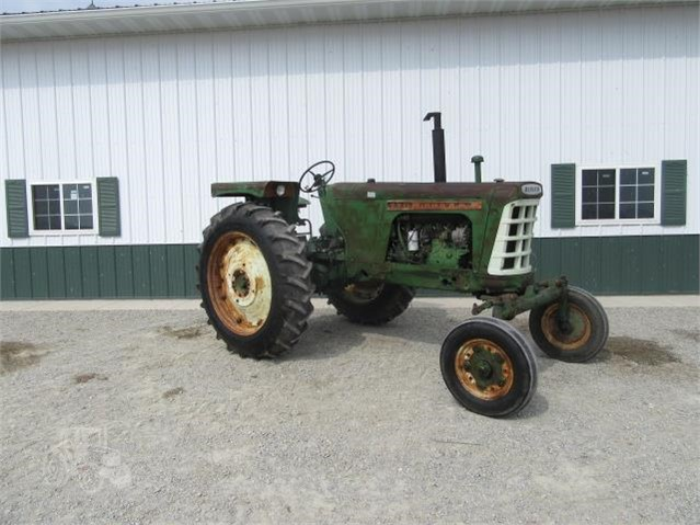 1966 OLIVER 770 For Sale In Waterloo, Wisconsin