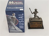 Stan Musial St Louis Cardinals SGA Replica Statue