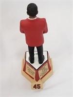 Bob Gibson St Louis Cardinals SGA HOF Statue