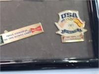 1896-1992 Budweiser Olympic Pins Set