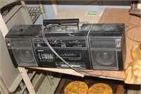 Cassette Player/Radio