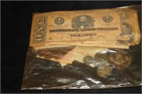 Lot of Foreign / Replica Currency