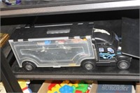 Toy Car Hauler with Cars