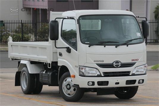 2019 Hino 300 Series City Hino - Trucks for Sale