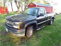 Motorcycle, Truck and Semi auction