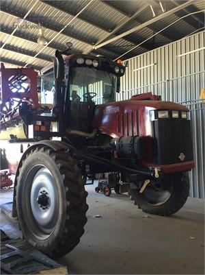 2010 Hardi Saritor Black Truck Sales - Farm Machinery for Sale