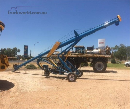 Finch 40x11 HLS Auger Black Truck Sales - Farm Machinery for Sale