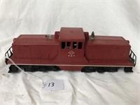 Brian Hall Online Train Auction