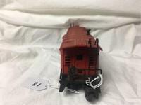 Lionel Train Caboose #6517 Plastic Top