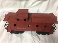 Lionel Train Caboose #6017 Plastic Top