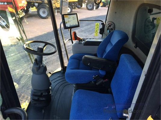 2012 New Holland CR8090 Black Truck Sales - Farm Machinery for Sale