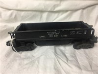 Lionel Train Automatic Dump car#3469 Plastic top