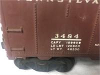 Lionel Train Pennsylvania Box car#34840