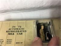 Lionel Train Refrigerated car#3472 Plastic top