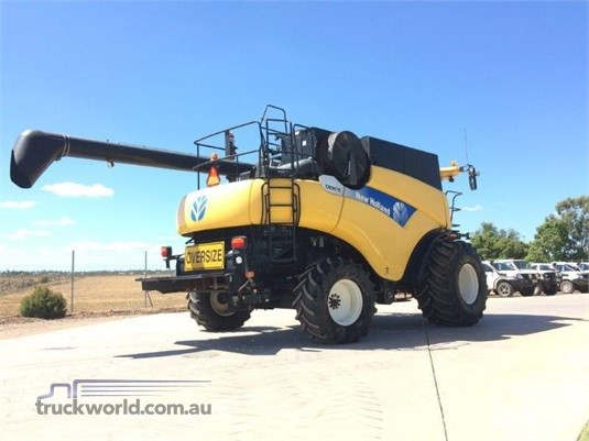 0 New Holland CR9070 Black Truck Sales - Farm Machinery for Sale