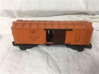 Lionel Train A.T. & S.F. car#63132 Plastic top