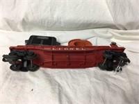 Lionel Train Transformer car#6818 Plastic top