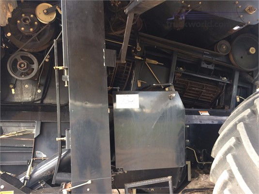 0 New Holland CR970 Black Truck Sales - Farm Machinery for Sale
